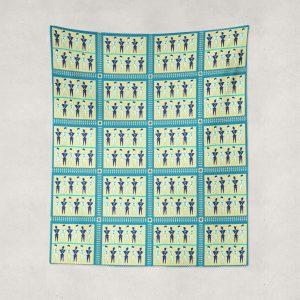 People Matrix Tapestry