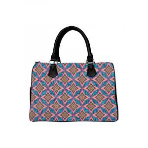 Floral Damask Handbag