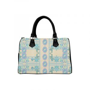 Lotus Flower Handbag