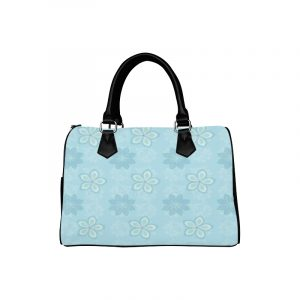 Simplified Flowers Handbag