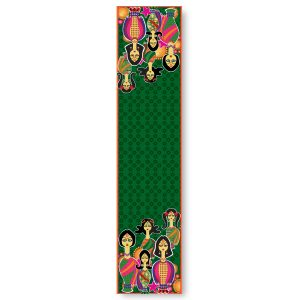 The Dolls Oblong Scarf
