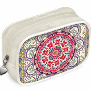 Baroque Mandala Pouch Purse