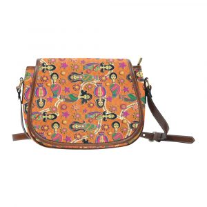 The Dolls Saddle Bag