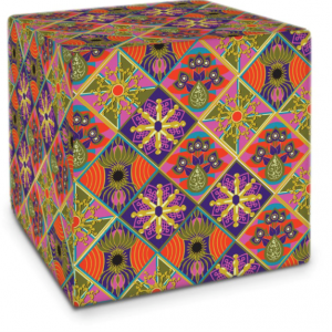 The Reverse Square Patch Cube