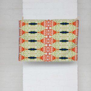Wire-Henna Dish Towel