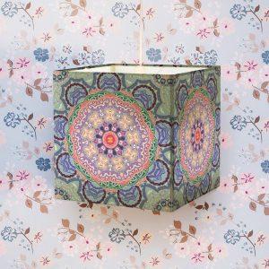 Baroque Mandala Lamp Shade